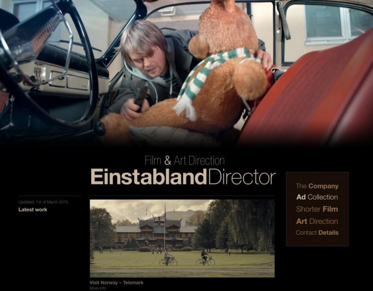 Einstabland Director