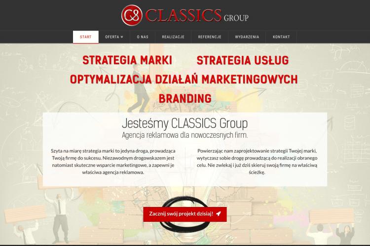 Agencja Reklamowa Classics